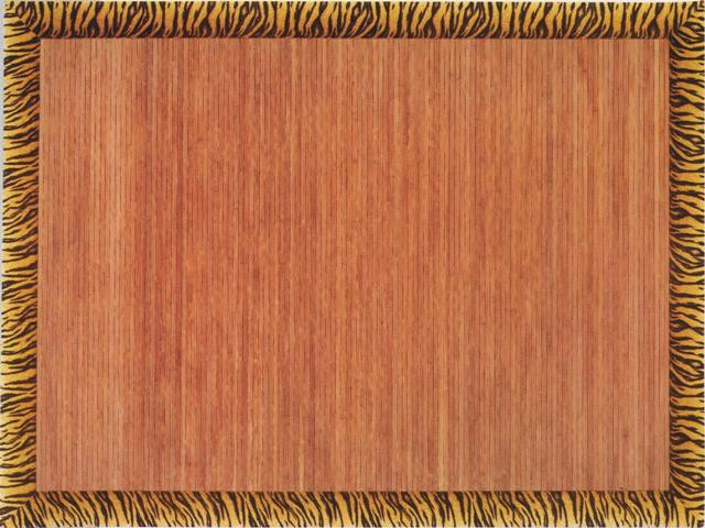 Afonici service bamboo 140 x 200 tappeti tende d - Tappeti in bamboo ...